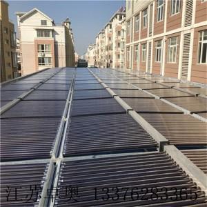 常州兰陵尚品浴场洗浴中心太阳能空气能热水系统-- 江苏卓奥节能设备安装工程有限公司