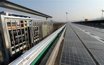 """济南""""全球首条光伏高速""""屡屡受损被曝疑遭拆除 官方:实为升级改造"""