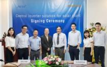 阳光电源助力越南Dai Hai建设100MWp电站 再续十年合作佳话