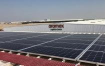 晶澳为中东北非最大单体屋顶光伏项目供应单晶PERC组件