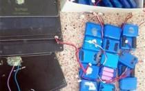 无奇不有!男子盗取百辆共享单车太阳能电池板