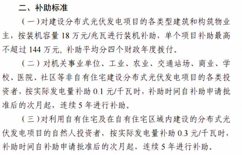 广东光伏补贴恐怖故事