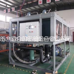 光伏行业低温控温制冷设备-低温冷水机-- 昆山康士捷机械设备有限公司