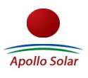 成都中光电阿波罗太阳能有限公司