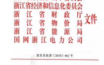 浙江地方光伏补贴正式出台:户用0.32元/kWh、工商业0.1元/kWh