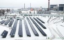 切尔诺贝利核废墟建起太阳能发电厂正式运营