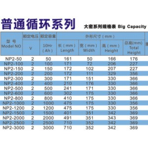 铅酸、胶体蓄电池生产厂家(大密系列)