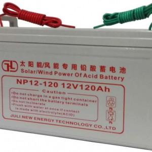 铅酸、胶体蓄电池(深循环太阳能系列)-- 佛山市聚力新能源科技有限公司
