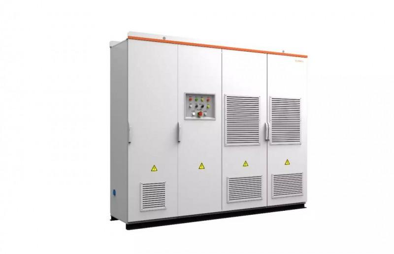 CWP2018 | 阳光电源发布国内首款主控一体化3.X MW风冷变流器