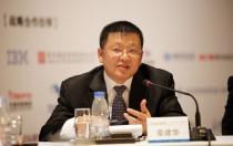 中石油总经理章建华调任国家能源局局长