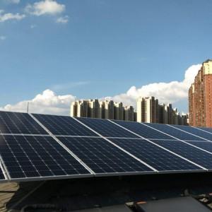 分布式光伏发电一站式集成-- 湖南万千光伏科技有限公司
