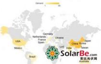 2019年全球太阳能需求预计将达到112GW