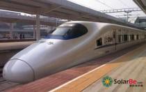 """印度发明太阳能火车 并表示已经""""赶超""""中国"""