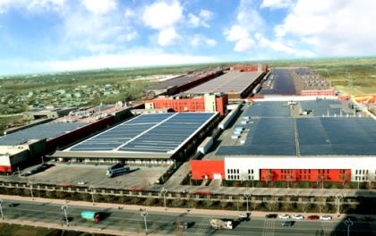 光为持续列为一线太阳能组件生产商