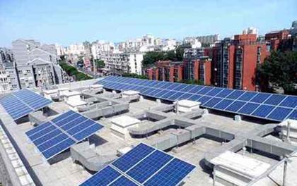 广东省惠州:推广建筑屋顶分布式光伏发电,推进利用太阳能等解决建筑用能需求