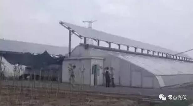 光伏农业大棚