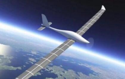 中国太阳能无人机完成多次试验 航程近乎无限
