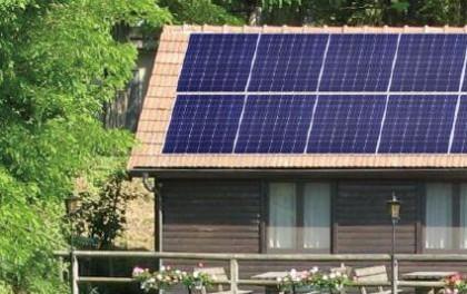 """德国已经有12万户""""屋顶光伏+电池储能"""""""