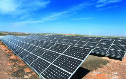 中电投新疆能源化工哈密有限公司光伏电池板清洗外委项目招标公告