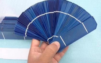 单晶硅片供需紧张 光伏板块调整近尾声
