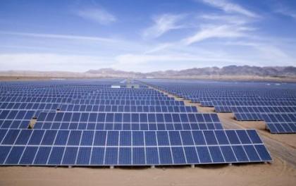 山西长治500兆瓦光伏发电项目正式开建