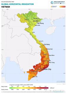 越南光伏展