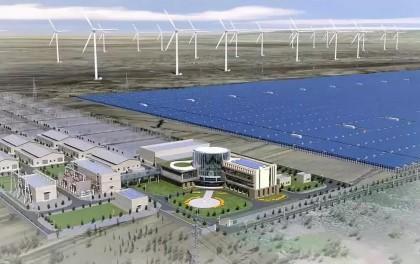风光无限!韩国可再生能源发电比例上调15%
