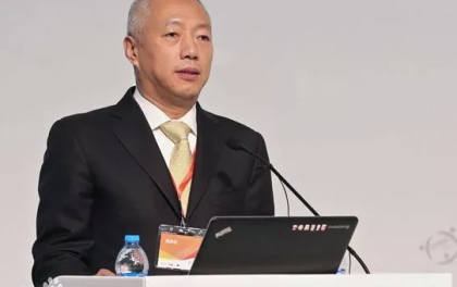 国家能源集团总经理凌文今日调离