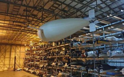 英国科学家研发一种太阳能飞机 靠吸入空气来驱动