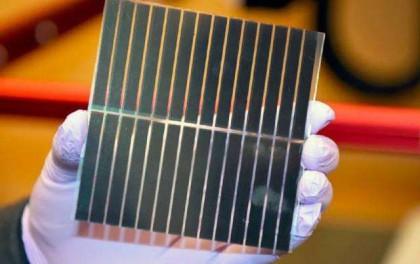 """钙钛矿或将代替晶硅,成为太阳能电池""""新宠"""""""