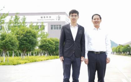 浙江省委组织部副部长温暖调研锦浪科技