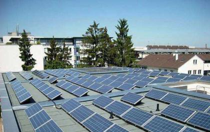 """珍珠村的""""阳光收入"""" 一座300KW分布式村级光伏发电站"""