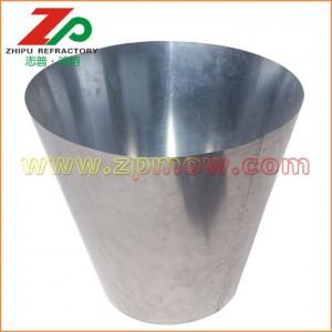 钼导流筒钼加工件单晶生长炉高温配件定制 钼导流筒-- 宝鸡志普有色金属有限公司