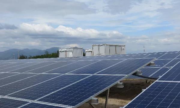阳光电源越南项目