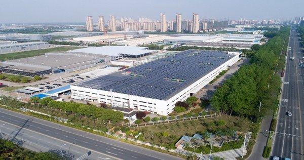 亚洲洁能资本与富世华(常州)开启1.4兆瓦光伏发电项目合作