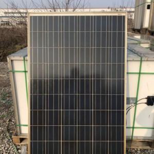 太阳能电池板、降级组件
