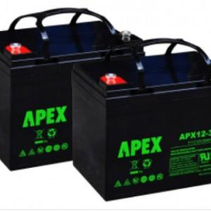 APEXBATTERY美国APEX蓄电池APX12100AH-- 北京北极星电源设备有限公司