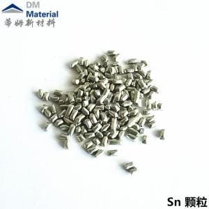 厂家供应高纯锡颗粒 定制高纯锡靶材 质量保证量大从优
