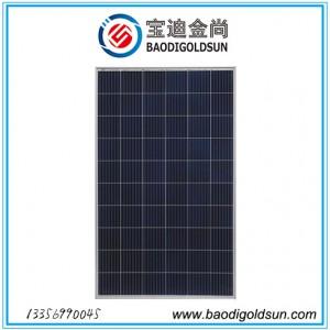 60片280W多晶太阳能电池板组件光伏发电组件生产商-- 金尚新能源科技股份有限公司