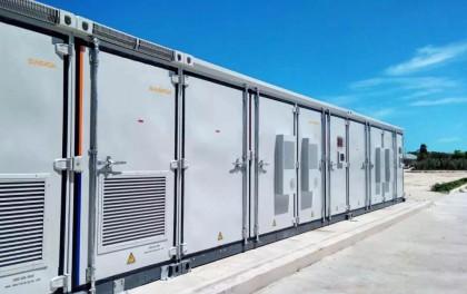 铁锂三元双箭齐发 阳光电源加速全球储能布局