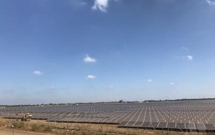 """""""一带一路""""首站告捷 迈贝特越南首个120MW大型光伏电站成功并网"""
