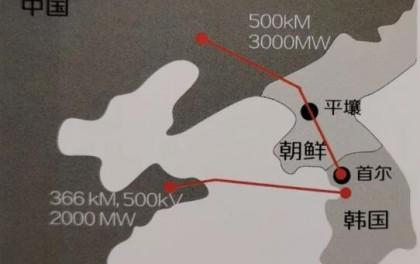 东北亚超级电网设想中的中韩电网互联,走水路还是陆路?