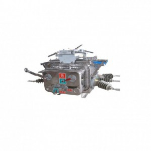 ZW20高压真空断路器,柱上开关,可配PT,控制器-- 保定人禾电气科技有限公司