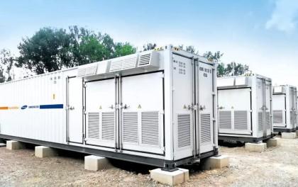 30MWh!阳光电源储能欧洲再签调频大单