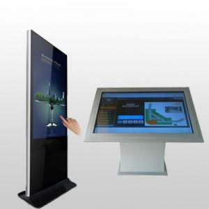 创新维江西黄毛显示设备专家,武宁县22寸触摸广告一体机厂家-- 创新维(深圳)电子有限公司