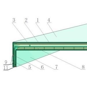 光伏真空玻璃、真空玻璃 发明专利权 转让-- 淮南市科硕节能建材科技有限公司