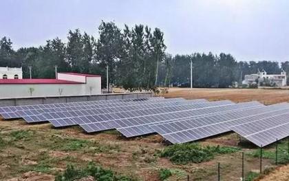 最低0.3元/Kwh!天合、晶科、阳光电源入围首个光伏平价项目