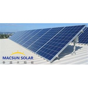 Solar Power System-- Macsun Solar Energy Technology Co.,Limited