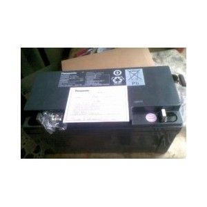 原装松下免维护蓄电池12V100AH|备用电源专用