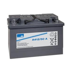 德国阳光蓄电池A412/100胶体12V100Ah-- 西安市雁塔区品东麦电子产品经营部